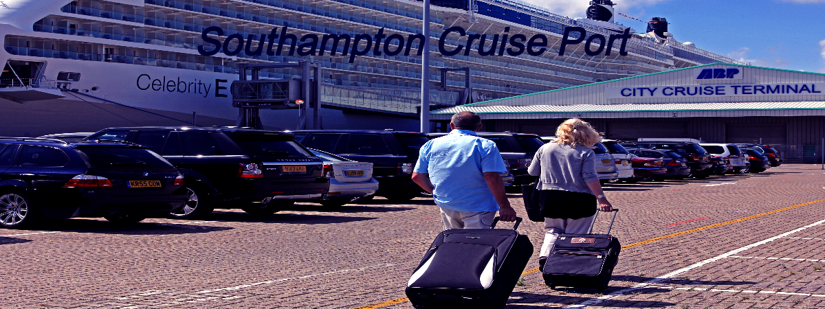 Taxi From Heathrow To Southampton Cruise Port Transfer